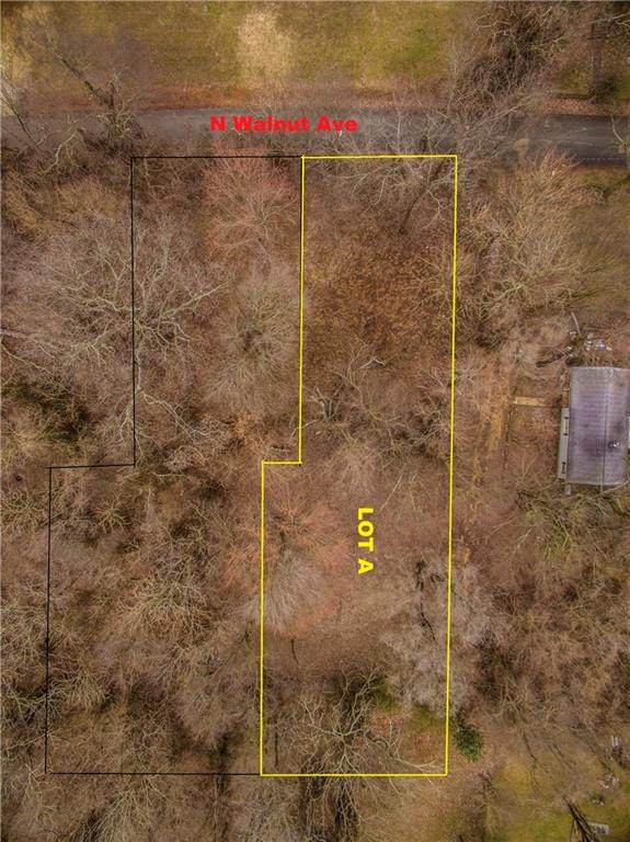 Lot A N Walnut Avenue, Fayetteville, AR 72701 (MLS #1158385) :: Five Doors Network Northwest Arkansas