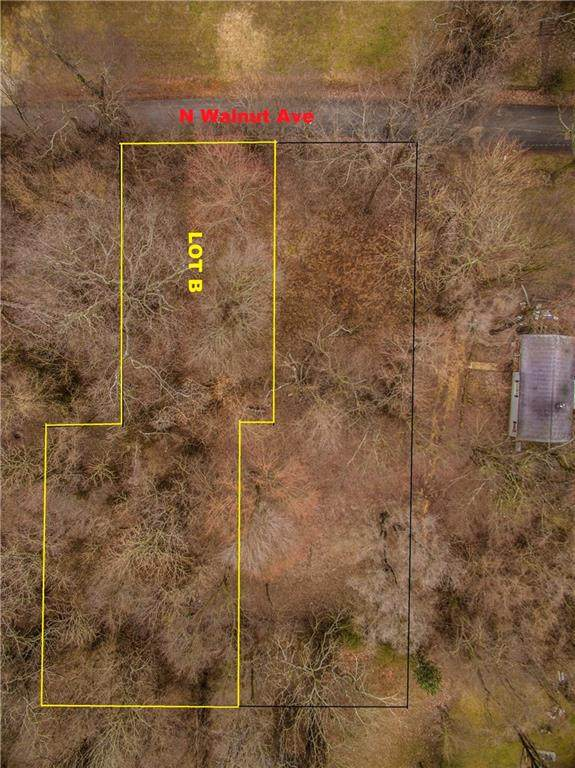 Lot B N Walnut Avenue, Fayetteville, AR 72701 (MLS #1158393) :: Five Doors Network Northwest Arkansas