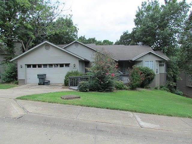 1631 N Forest Heights, Fayetteville, AR 72703 (MLS #1159569) :: Jessica Yankey | RE/MAX Real Estate Results