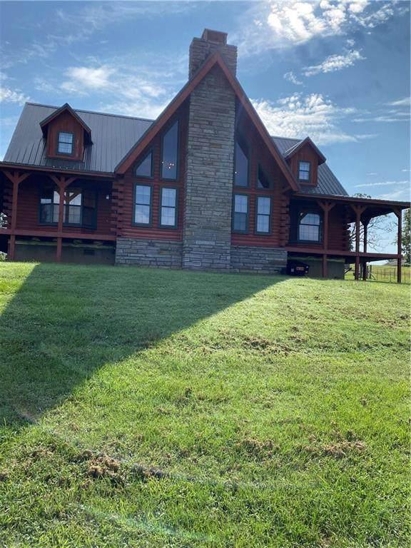 1093 Stockburger Avenue, West Fork, AR 72774 (MLS #1160656) :: McNaughton Real Estate