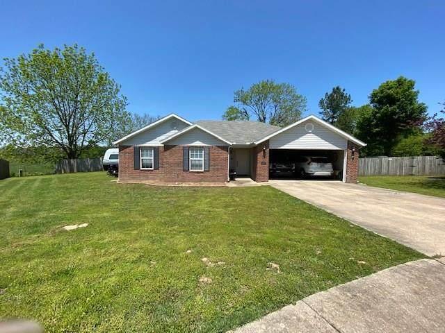 1649 S Tally Ho Drive, Fayetteville, AR 72701 (MLS #1160885) :: Five Doors Network Northwest Arkansas