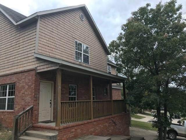 1734 W Wedington Drive, Fayetteville, AR 72701 (MLS #1161127) :: Five Doors Network Northwest Arkansas