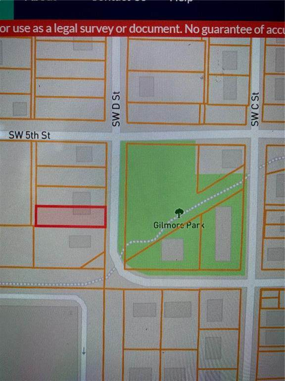 Lot 16 SW D Street, Bentonville, AR 72712 (MLS #1163606) :: McNaughton Real Estate