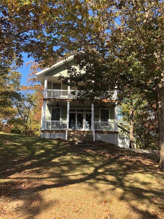 222 Summitview Drive, Eureka Springs, AR 72631 (MLS #1164592) :: McNaughton Real Estate