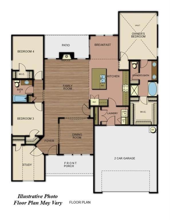 3581 Avon Avenue, Springdale, AR 72764 (MLS #1164772) :: McNaughton Real Estate