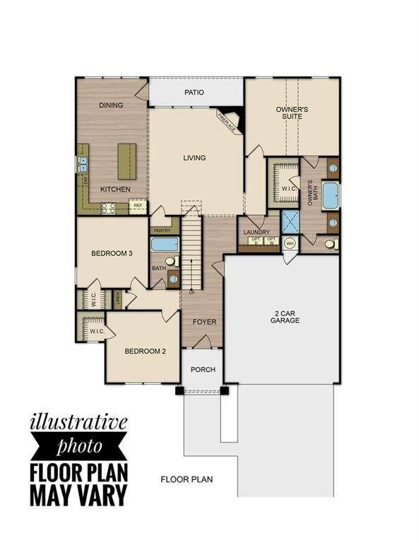 4571 Hamlet Street, Springdale, AR 72764 (MLS #1164773) :: McNaughton Real Estate