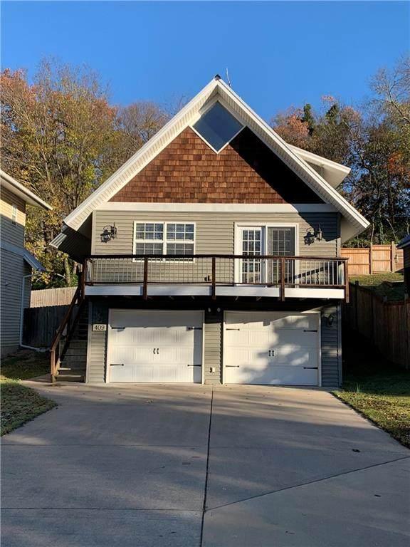 409 W Tahlequah Street, Siloam Springs, AR 72761 (MLS #1166606) :: McNaughton Real Estate