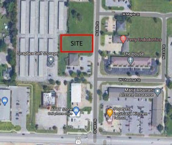 0.49AC N 24th Street, Rogers, AR 72756 (MLS #1167630) :: Five Doors Network Northwest Arkansas