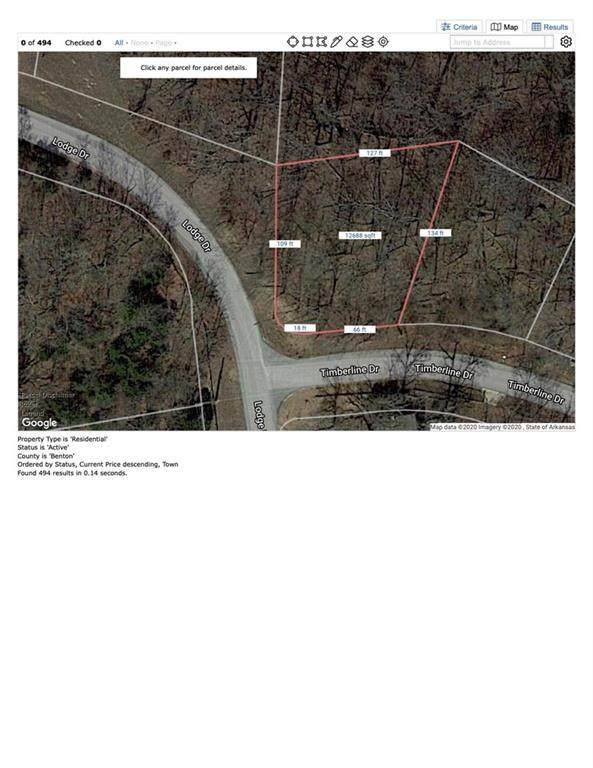 Lodge Drive, Garfield, AR 72732 (MLS #1169668) :: Five Doors Network Northwest Arkansas