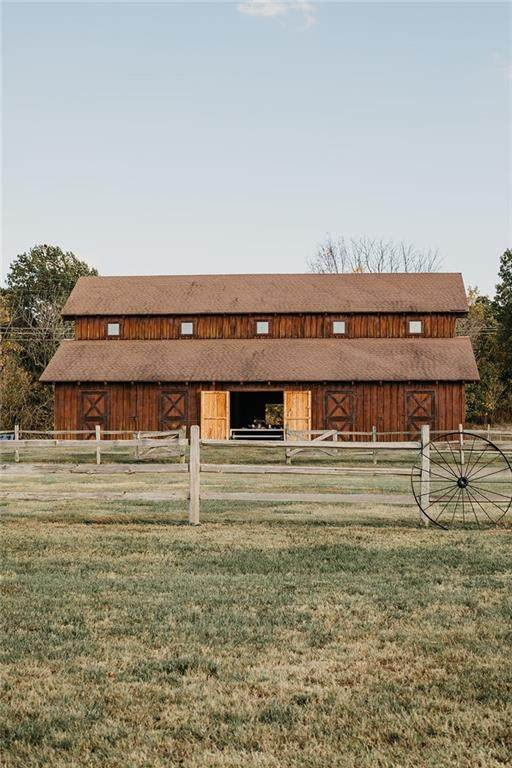 Lot 20 S Log Cabin Drive, Gravette, AR 72736 (MLS #1169714) :: Elite Realty