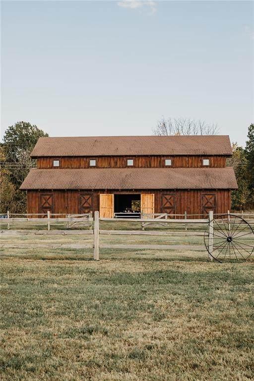 Lot 20 S Log Cabin Drive, Gravette, AR 72736 (MLS #1169714) :: Five Doors Network Northwest Arkansas