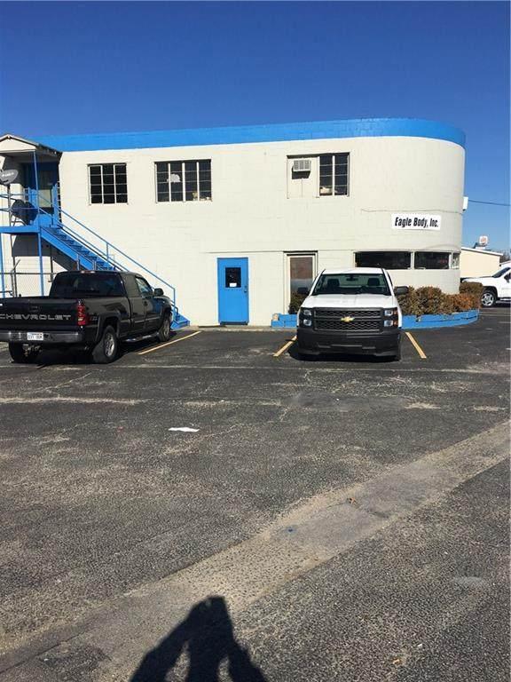 1500 S Thompson Street, Springdale, AR 72764 (MLS #1171114) :: McMullen Realty Group