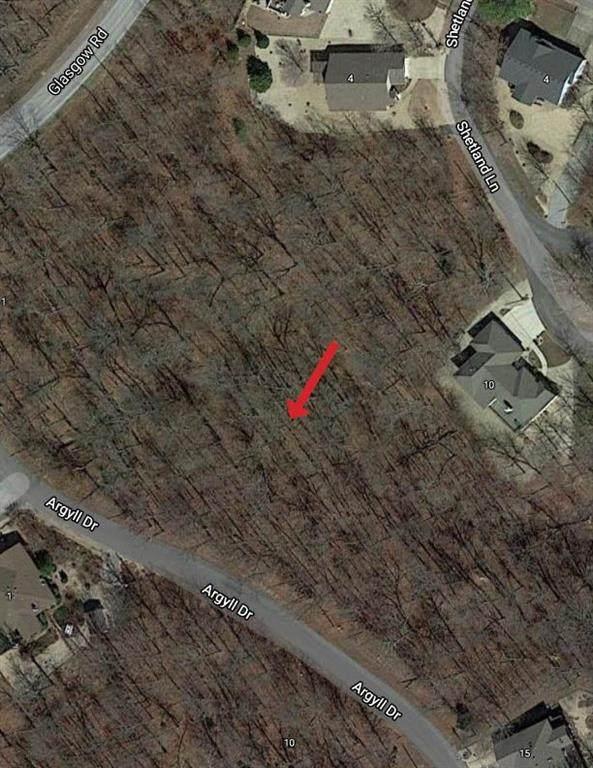 Lot 4 Argyil Drive, Bella Vista, AR 72715 (MLS #1171127) :: Five Doors Network Northwest Arkansas