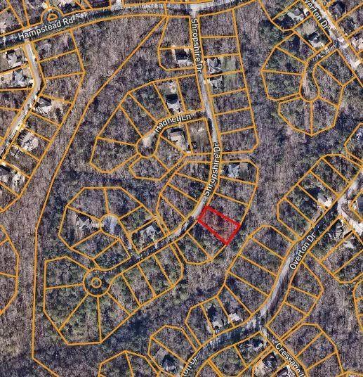 Lot 11 Shropshire Drive, Bella Vista, AR 72714 (MLS #1171225) :: Five Doors Network Northwest Arkansas