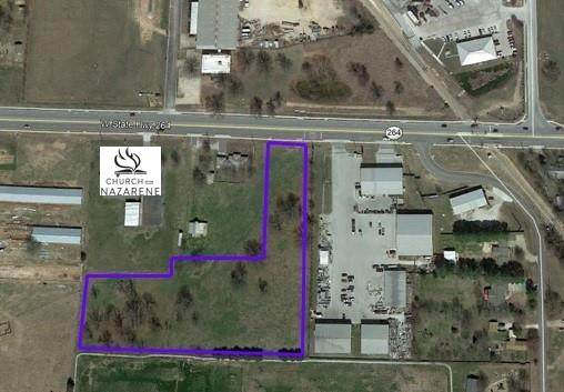 4.74AC E Hwy 264, Bethel Heights, AR 72764 (MLS #1175038) :: Five Doors Network Northwest Arkansas