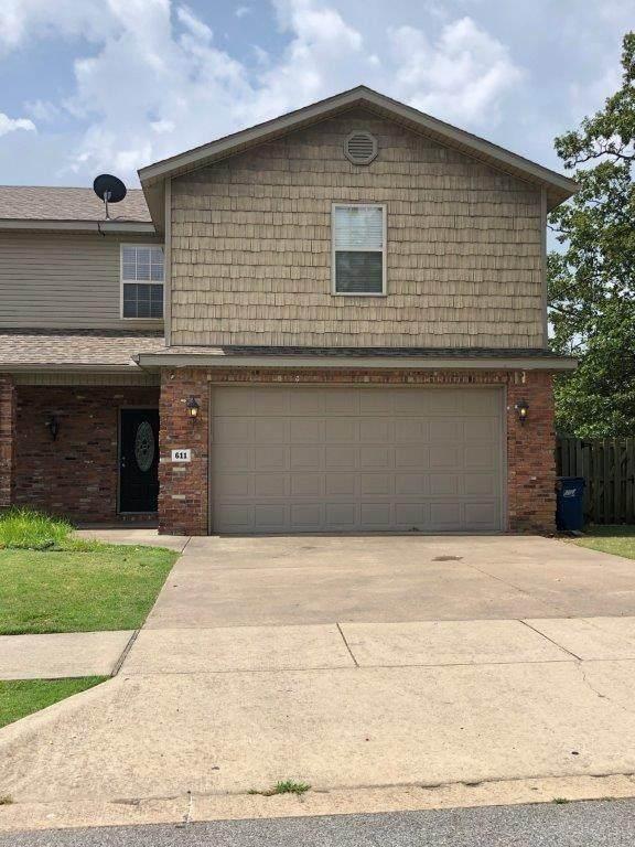 1608 & 1610 Oakwood Avenue, Bentonville, AR 72712 (MLS #1176640) :: Elite Realty