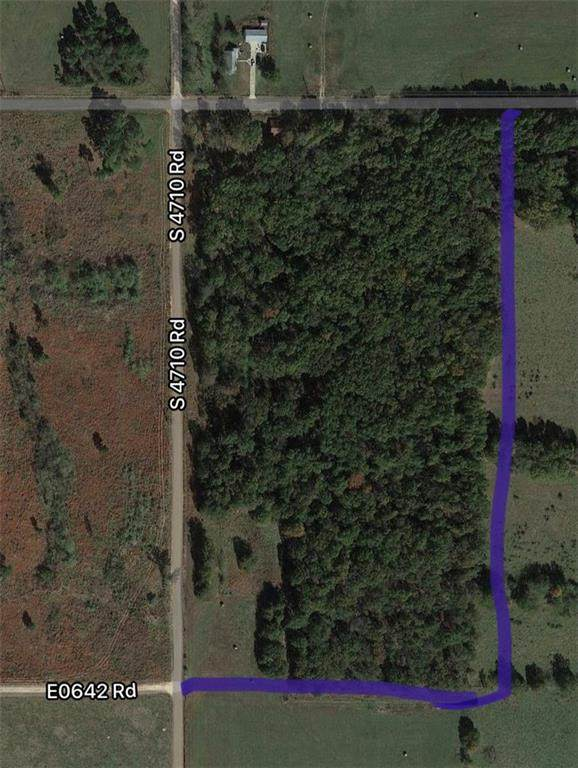 TBD 4710 (20 Ac Mol) Road, Westville, OK 74965 (MLS #1178053) :: NWA House Hunters | RE/MAX Real Estate Results