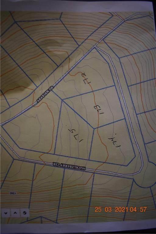 172-175 Huckleberry & Ar Circle, Garfield, AR 72732 (MLS #1178248) :: McNaughton Real Estate