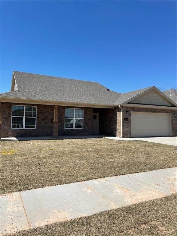 970 W Ashmore Landing Loop, Centerton, AR 72719 (MLS #1179854) :: McNaughton Real Estate