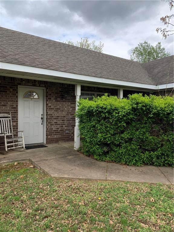2407 S Washington Street, Siloam Springs, AR 72761 (MLS #1180560) :: McNaughton Real Estate