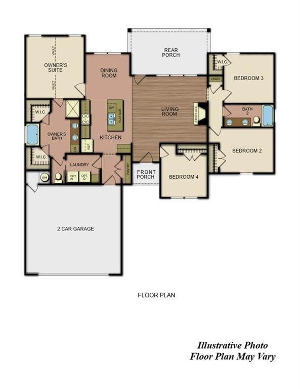 Lot 117 Woodridge, Fayetteville, AR 72704 (MLS #1180945) :: NWA House Hunters | RE/MAX Real Estate Results