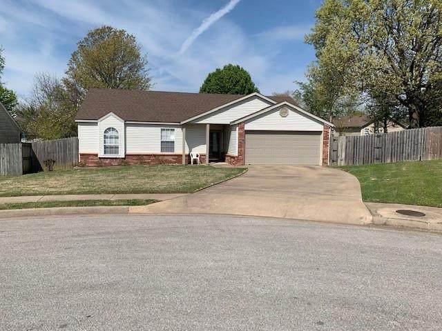 2504 Lost Springs Street, Springdale, AR 72764 (MLS #1180958) :: NWA House Hunters | RE/MAX Real Estate Results