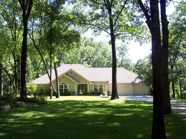 2937 Old Dike Road, Grove, OK 74344 (MLS #1182192) :: Five Doors Network Northwest Arkansas