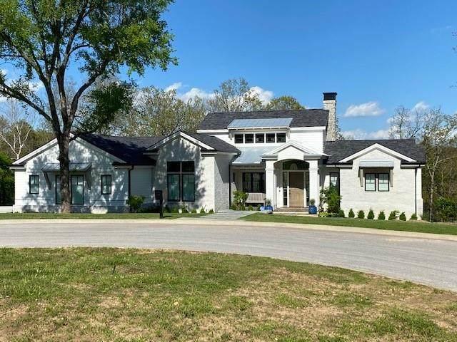 2808 Lubbock Lane, Fayetteville, AR 72703 (MLS #1183753) :: McNaughton Real Estate