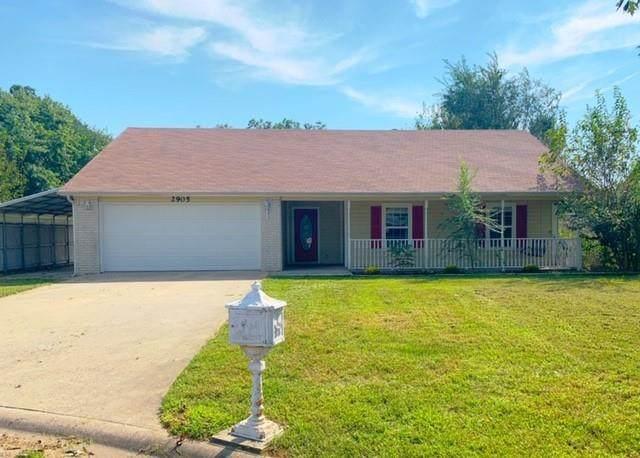 2905 Levi Lane, Bentonville, AR 72712 (MLS #1183763) :: Five Doors Network Northwest Arkansas