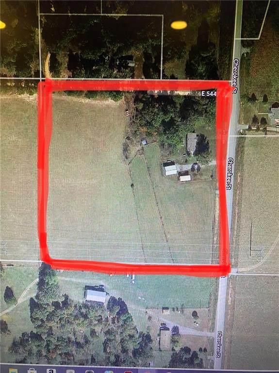 54399 County Road 586, Kansas, OK 74347 (MLS #1183780) :: Five Doors Network Northwest Arkansas