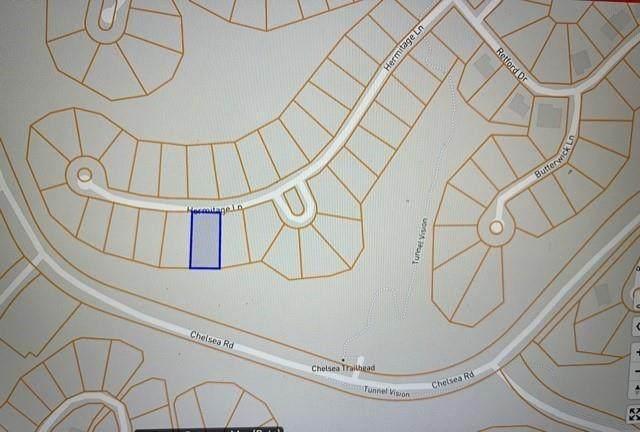 Lot 23 Hermitage Lane, Bella Vista, AR 72715 (MLS #1184164) :: Five Doors Network Northwest Arkansas