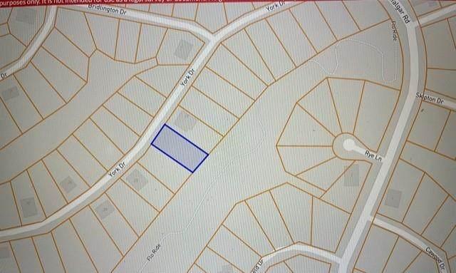 Lot 11 York Drive, Bella Vista, AR 72714 (MLS #1184172) :: McNaughton Real Estate