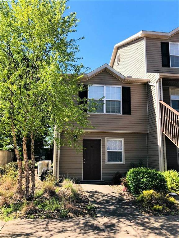 2108 N Garland Avenue #1, Fayetteville, AR 72704 (MLS #1184506) :: McMullen Realty Group