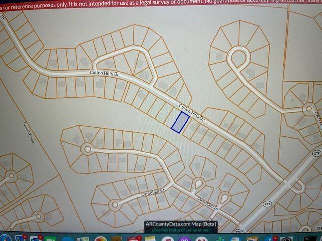 Lot 25 Cullen Hills Drive, Bella Vista, AR 72715 (MLS #1185552) :: McNaughton Real Estate