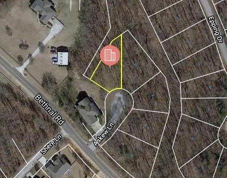 Askew Lane, Bella Vista, AR 72714 (MLS #1187575) :: McMullen Realty Group