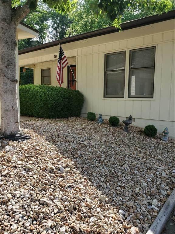 20 Bentley Lane, Bella Vista, AR 72715 (MLS #1187948) :: McNaughton Real Estate