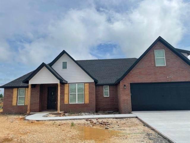 1043 Marcello Avenue, Springdale, AR 72762 (MLS #1187962) :: McNaughton Real Estate