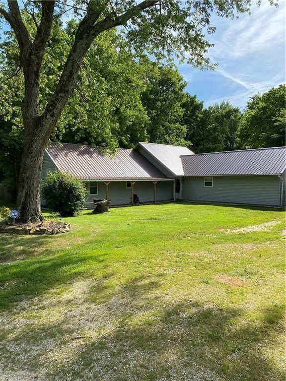 16823 U Of A Beef Farm Road, Fayetteville, AR 72704 (MLS #1187970) :: McMullen Realty Group