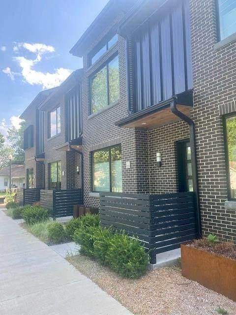 705 SE A Street, Bentonville, AR 72712 (MLS #1188116) :: PMI Heritage Real Estate Group