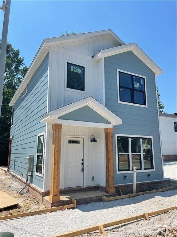 929 W Lawson Street, Fayetteville, AR 72703 (MLS #1188608) :: McMullen Realty Group