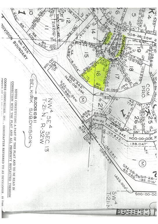 Lot 16, Block 1 Strathaven Circle, Bella Vista, AR 72715 (MLS #1190619) :: McMullen Realty Group