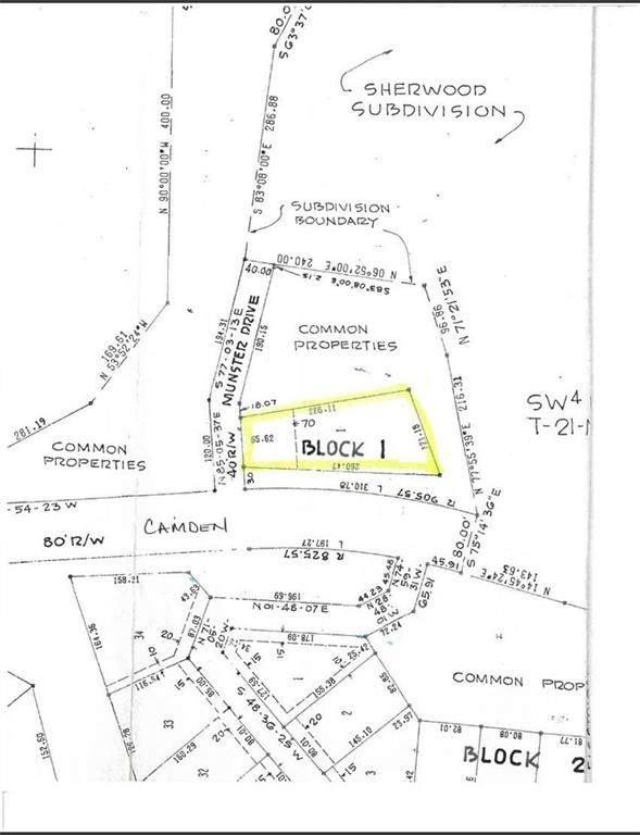 Lot ALL/1, Block 1 Munster Drive, Bella Vista, AR 72715 (MLS #1190787) :: McMullen Realty Group