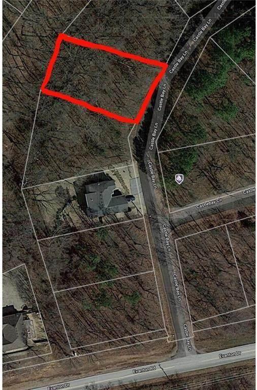 Castlebay Lane, Bella Vista, AR 72715 (MLS #1191227) :: McNaughton Real Estate