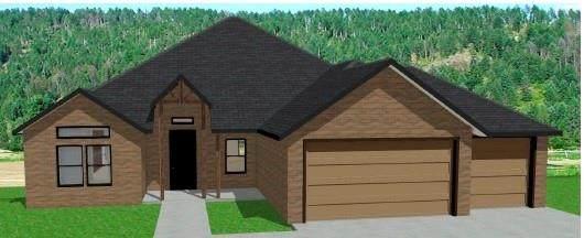 1404 NE Bluff Spring Avenue, Bentonville, AR 72712 (MLS #1191362) :: McMullen Realty Group