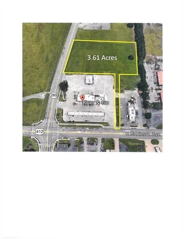 S Old Missouri Road, Springdale, AR 72764 (MLS #1191444) :: McNaughton Real Estate