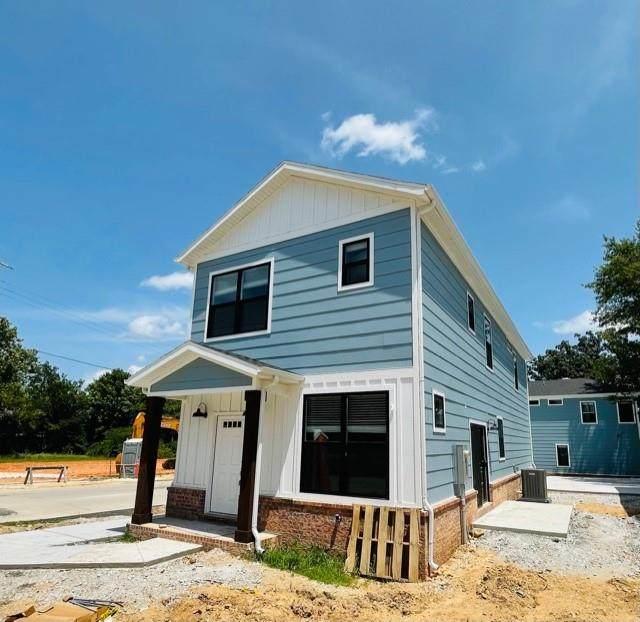 1434 N Oakland Avenue, Fayetteville, AR 72703 (MLS #1191636) :: McNaughton Real Estate