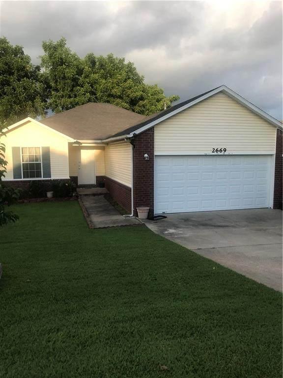 2669 Brookside Street, Springdale, AR 72764 (MLS #1191640) :: Five Doors Network Northwest Arkansas