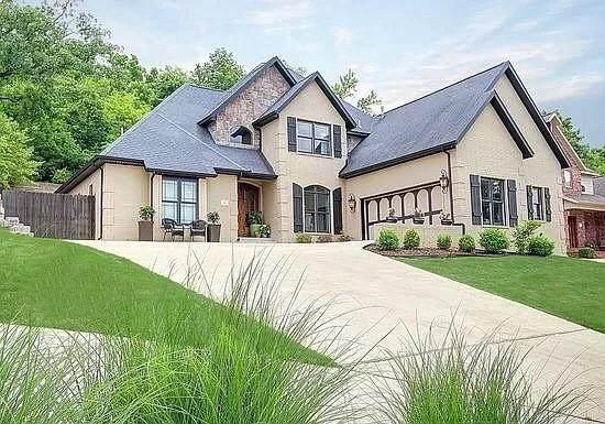 1172 Thoreau Lane, Fayetteville, AR 72701 (MLS #1192161) :: McNaughton Real Estate