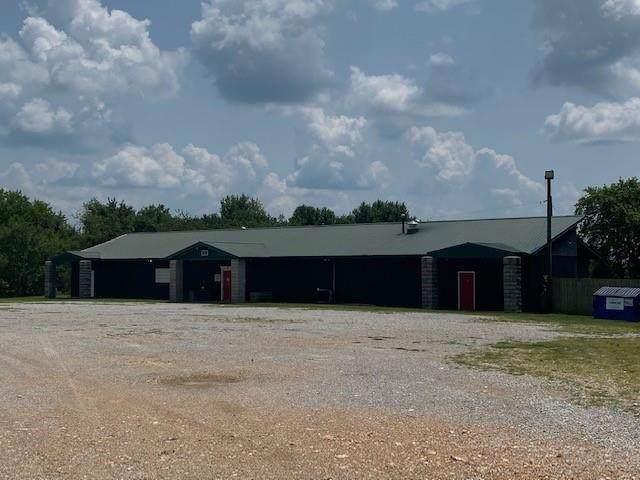 7819 Highway 412, Colcord, OK 74338 (MLS #1192503) :: McNaughton Real Estate
