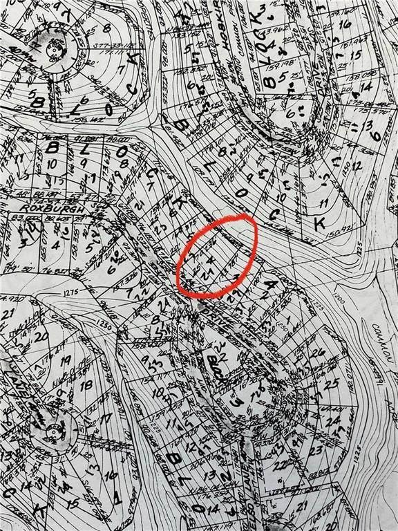 Roxburgh Drive, Bella Vista, AR 72715 (MLS #1192696) :: NWA House Hunters | RE/MAX Real Estate Results